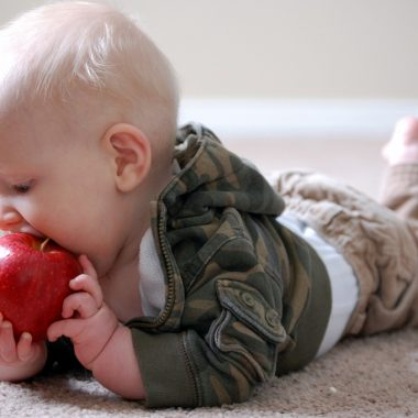 benefits of Apples for Babies