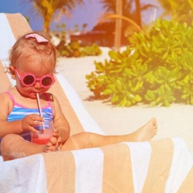 how to protect sunstrokes in kids
